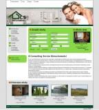 CS Nieruchomości - strona główna